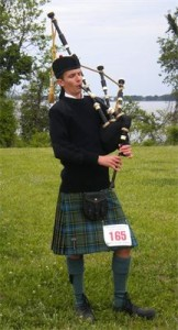 William Shropshire - Piping - National Piping Centre