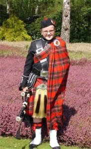 Justin Steele - Piping - National Piping Centre