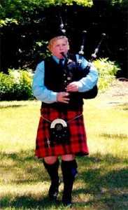 John MacLellan - Piping - Gaelic College