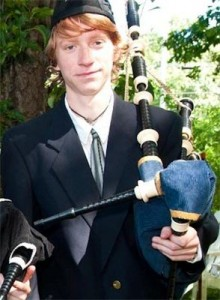 Thomas Campbell - Piping - Gaelic College