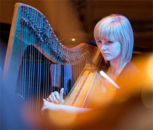 Becky Hill Clarsach - Royal Conservatoire of Scotland