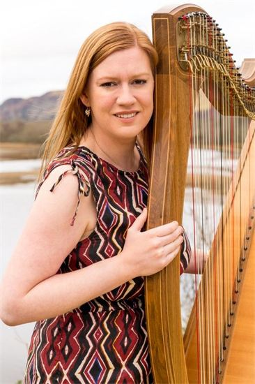 """May 6, 2013 – """"Pipes"""" Harpist Wins Top Honors"""