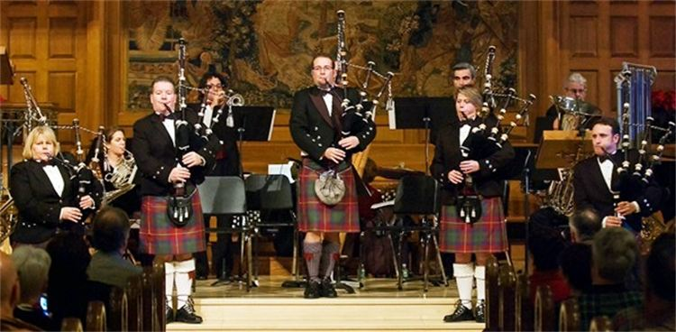 The Pipes of Christmas returns to NY and NJ this December