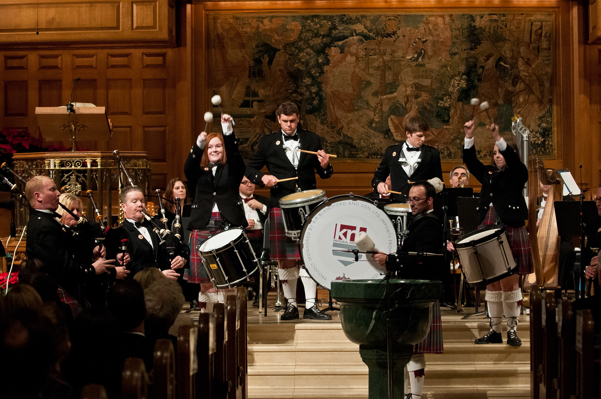 Sep. 25, 2018 – Tickets Now on Sale for 20th Annual Pipes of Christmas