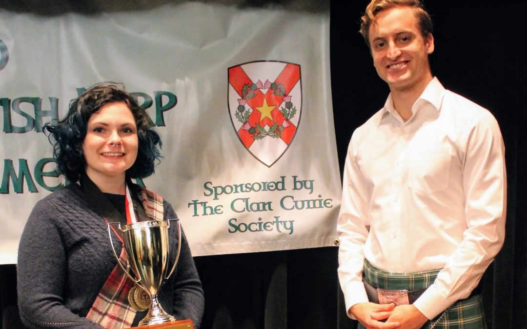 Sep. 12, 2017 – Scottish Harp Champion Named for 2017